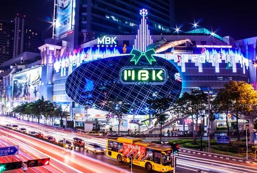 shoppen Bangkok
