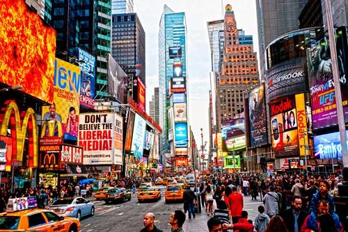 shoppen New York