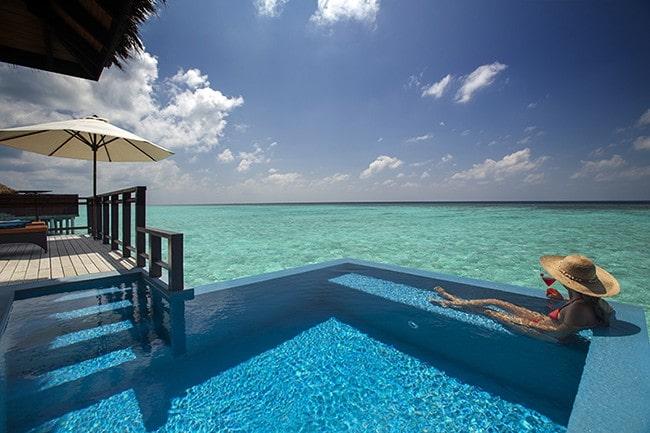 Velassaru Private Pool