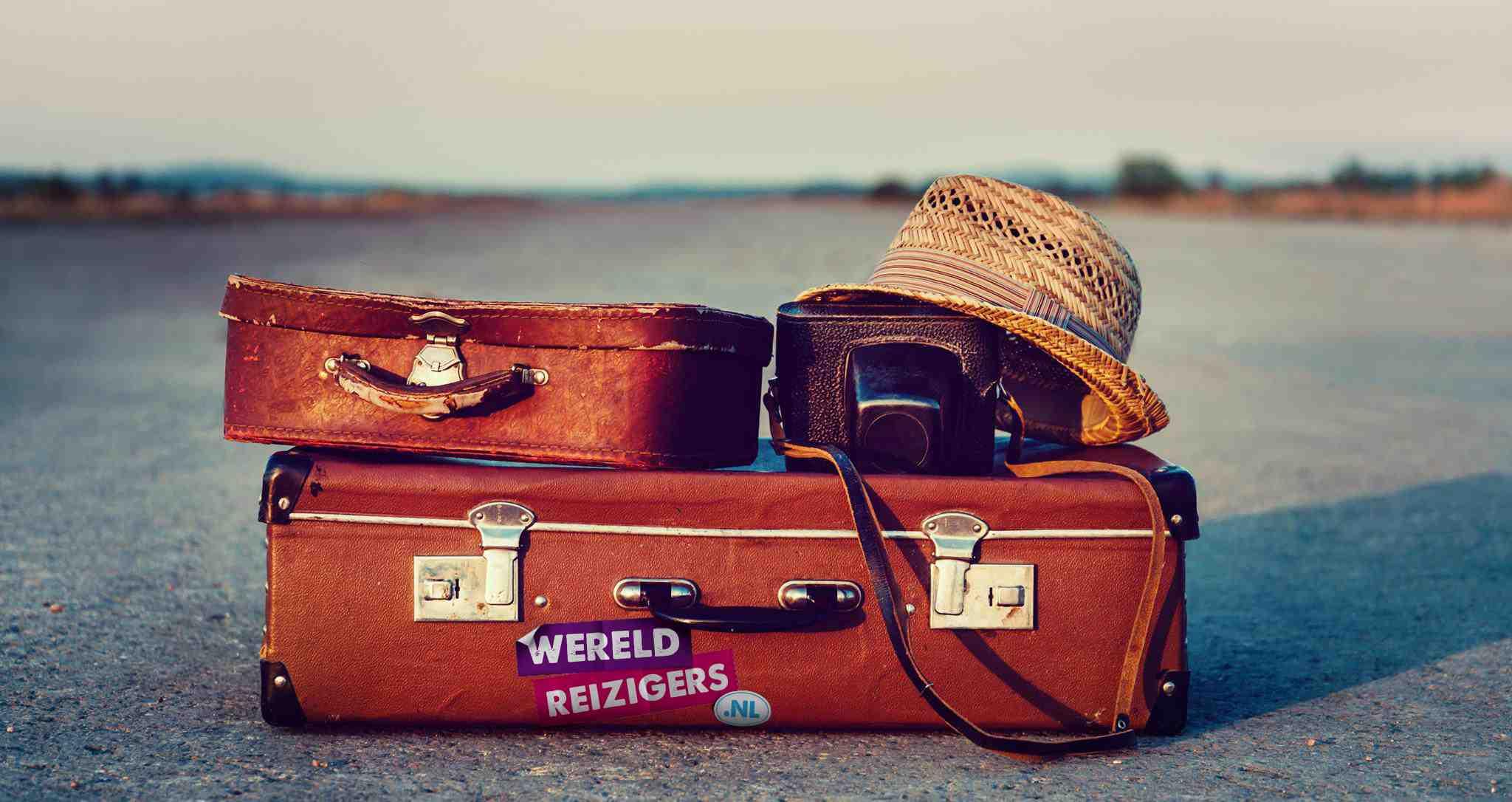 wereldreiziger koffer