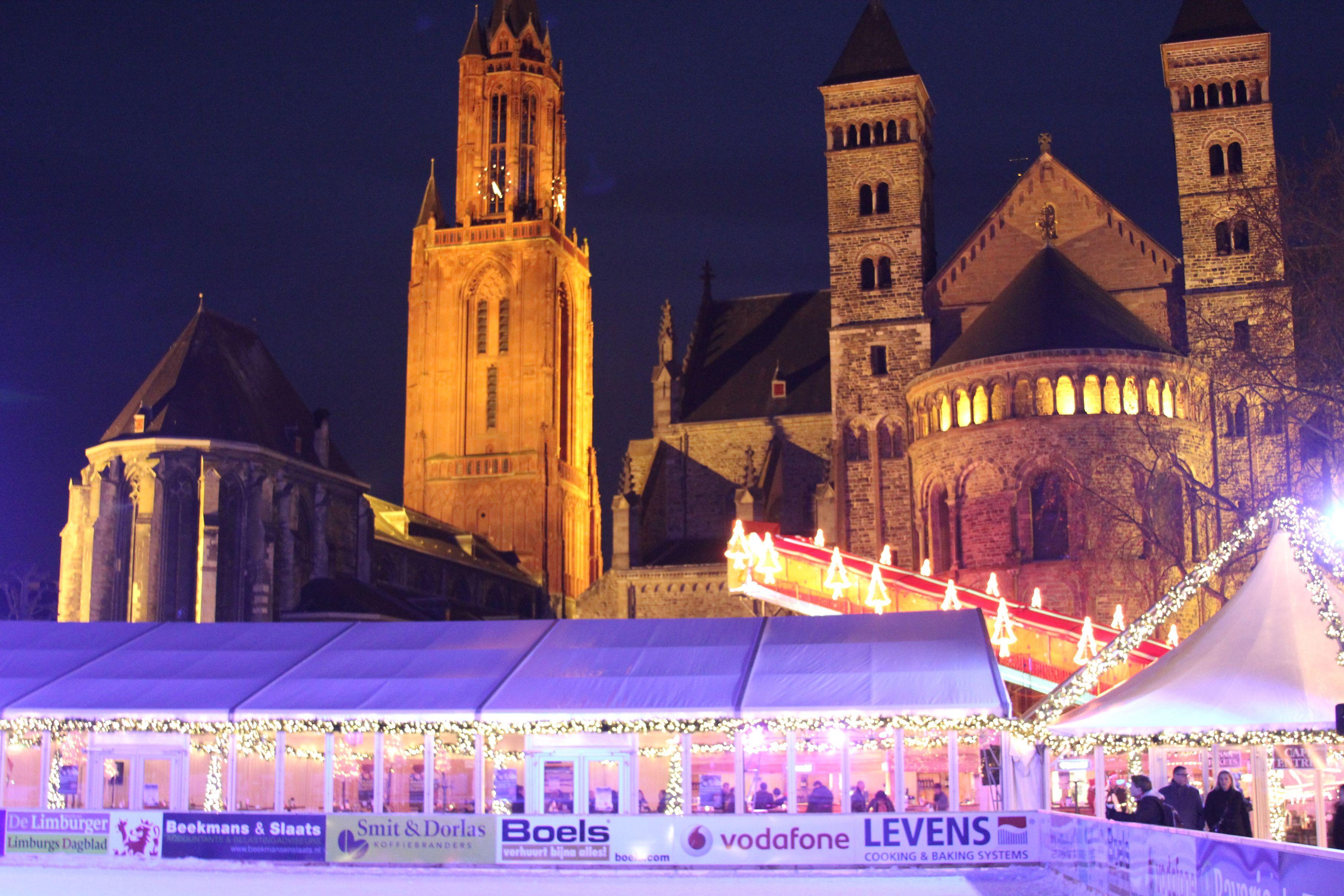 Maastricht kerst