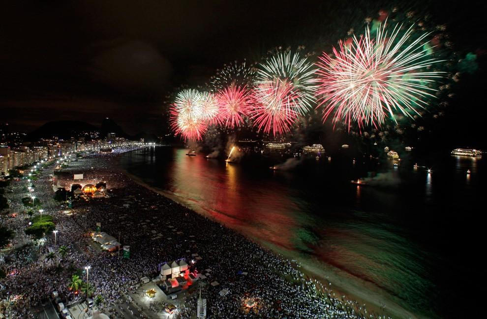 Oud & Nieuw Rio de Janeiro