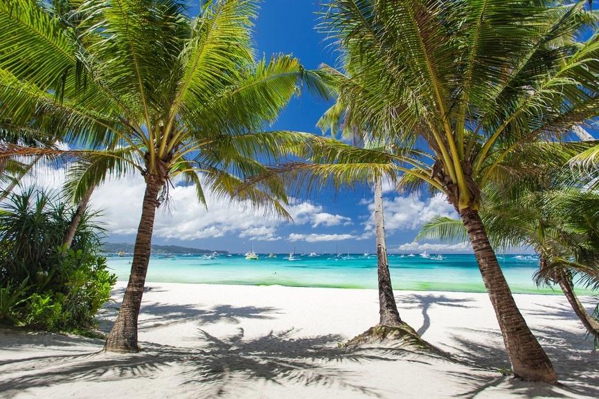 winterzon Filipijnen