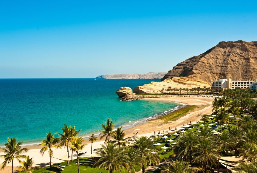 Winterzon Oman