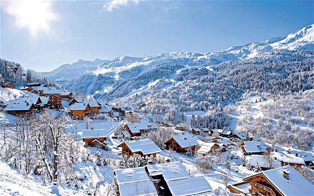 les trois vallees - een populaire wintersportbestemming