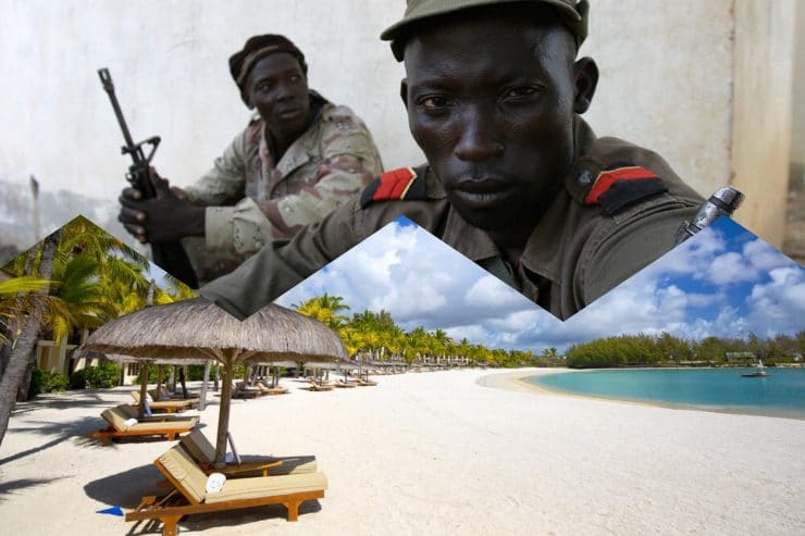 Afrika onveilige landen