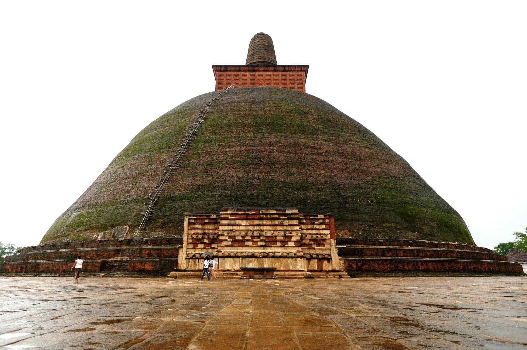 Anuradhapura stoepa