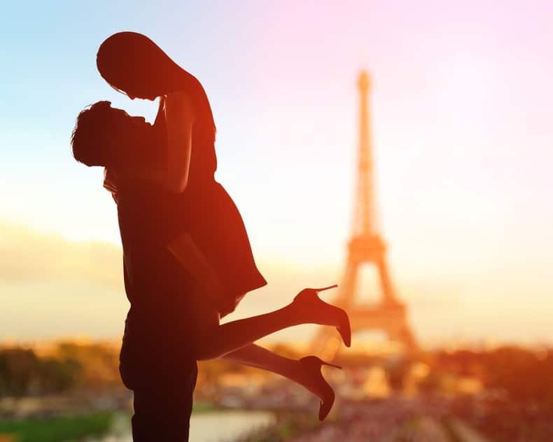 Parijs valentijn