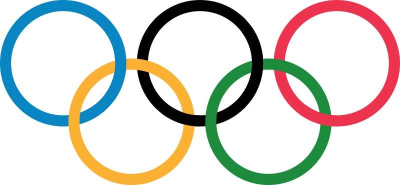 """De ringen werden in 1912 ontworpen door Pierre de Coubertin, de """"vader"""" van de moderne Olympische Spelen."""