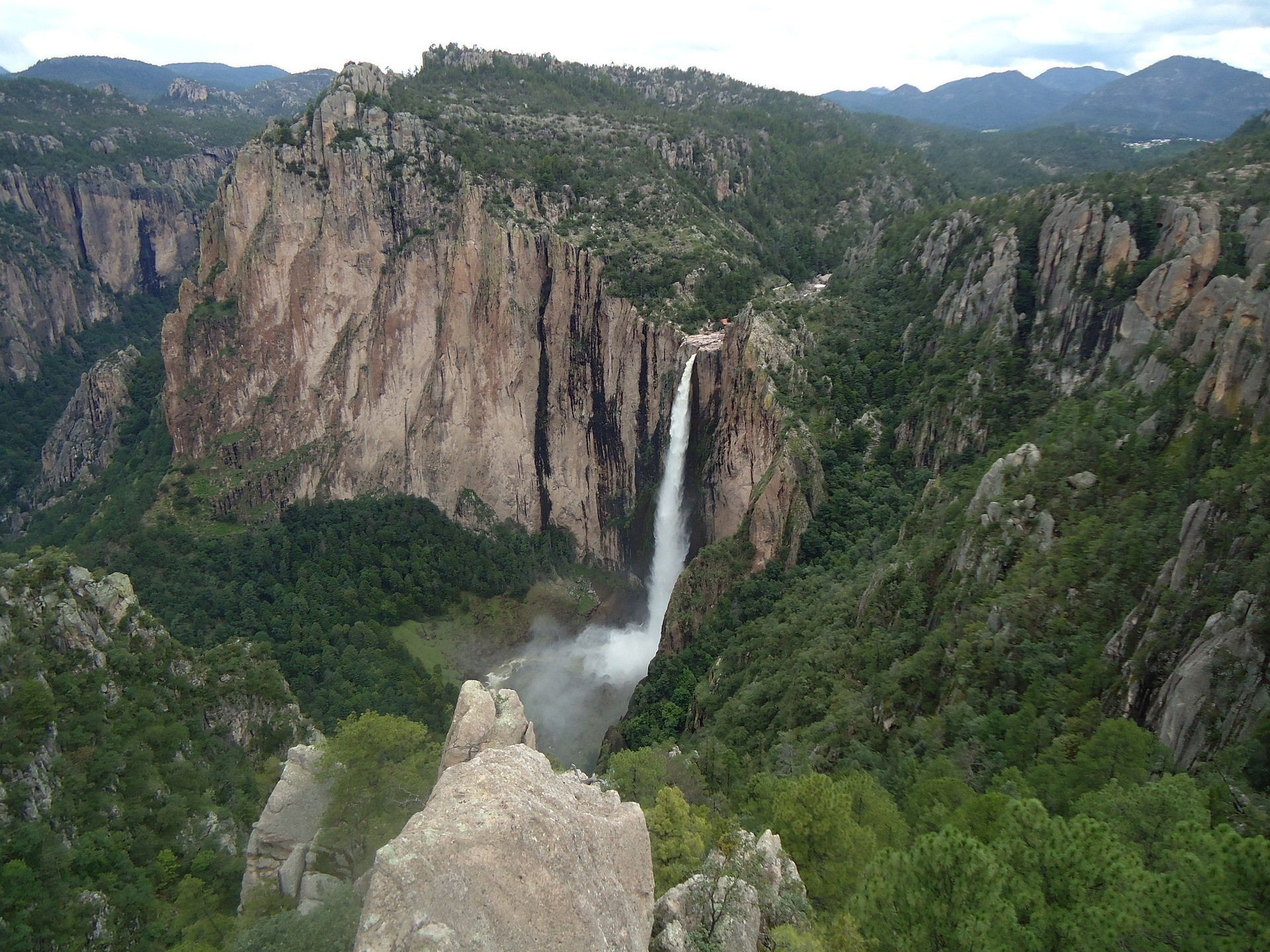 Basaseachic Falls Nationaal Park