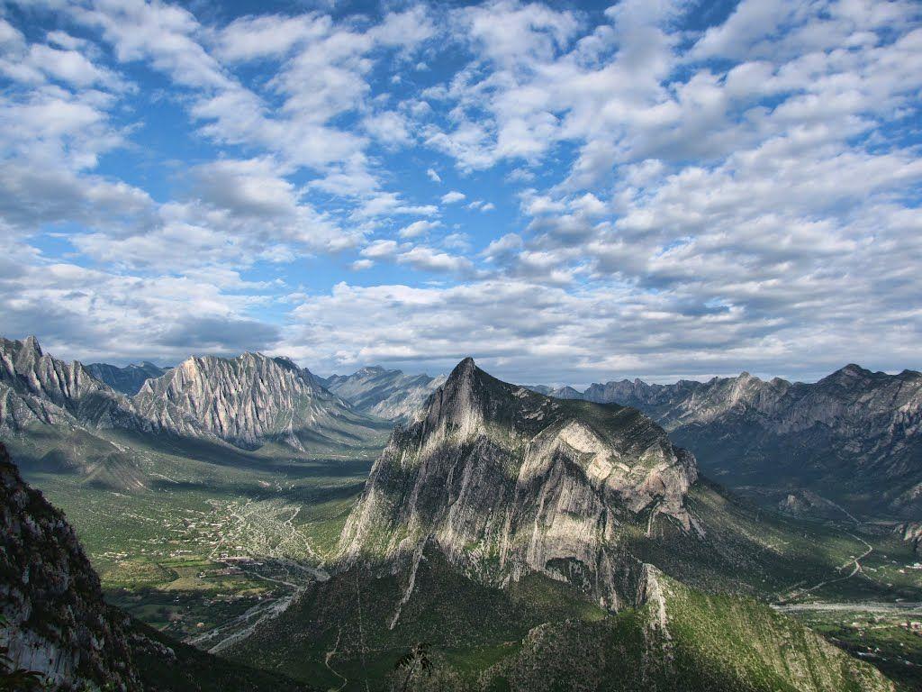 Cumbres de Monterrey Nationaal Park