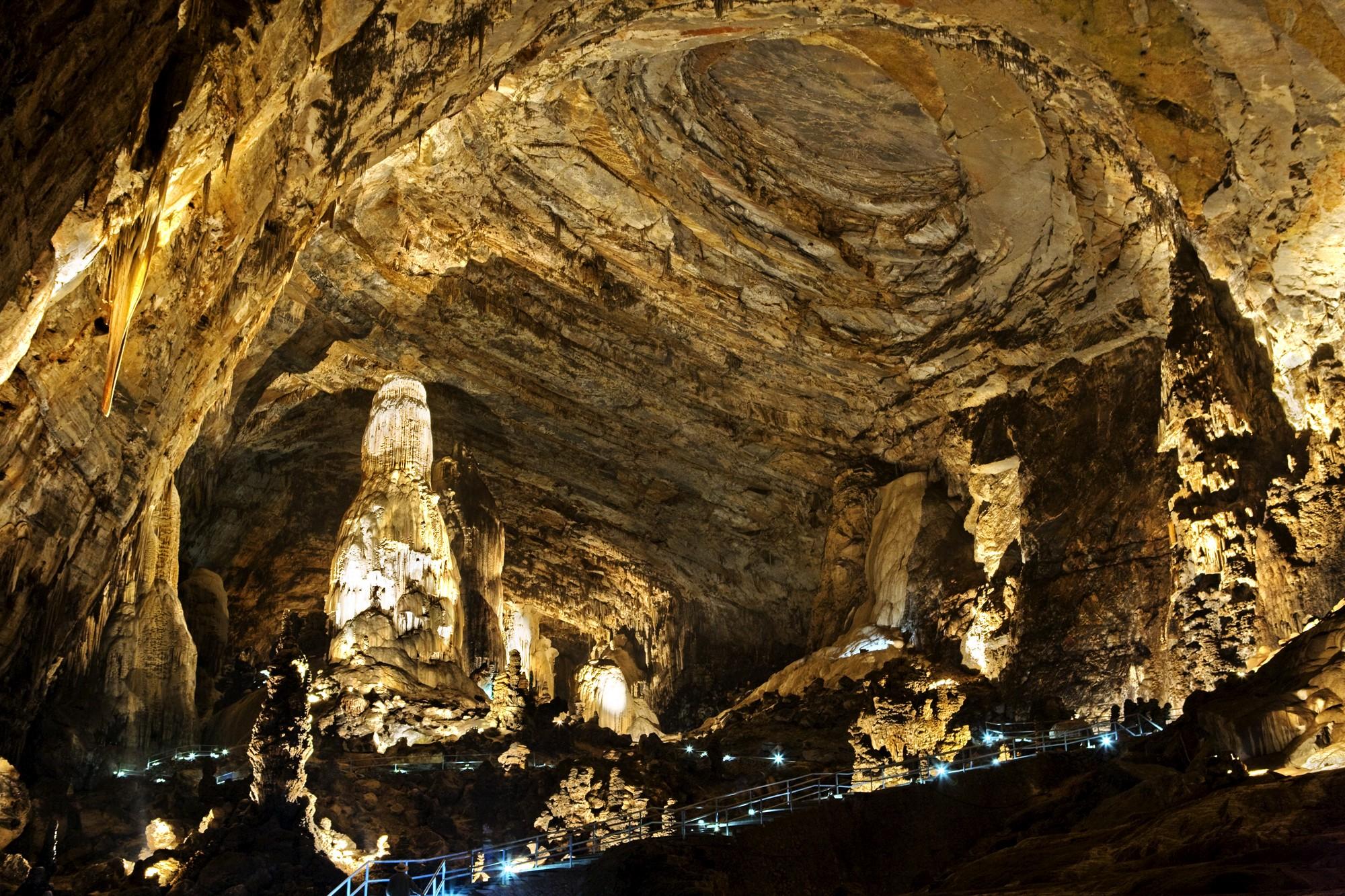 Grutas de Cacahuamilpa Nationaal Park