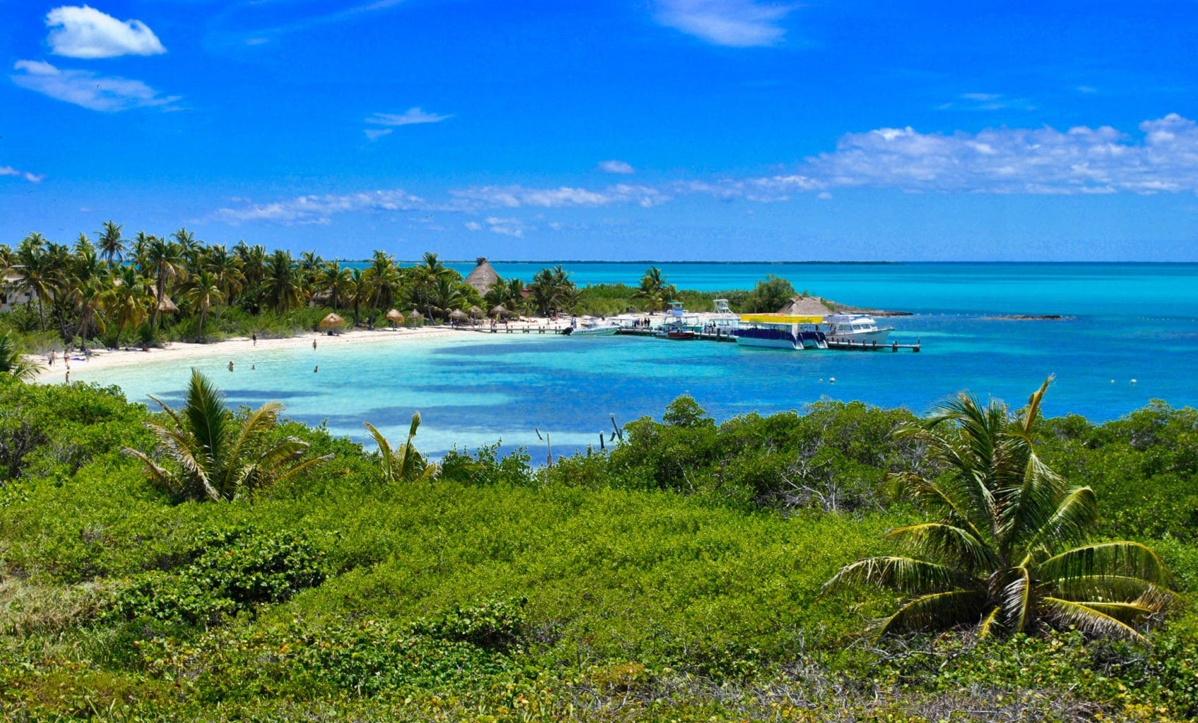 Isla Contoy Nationaal Park