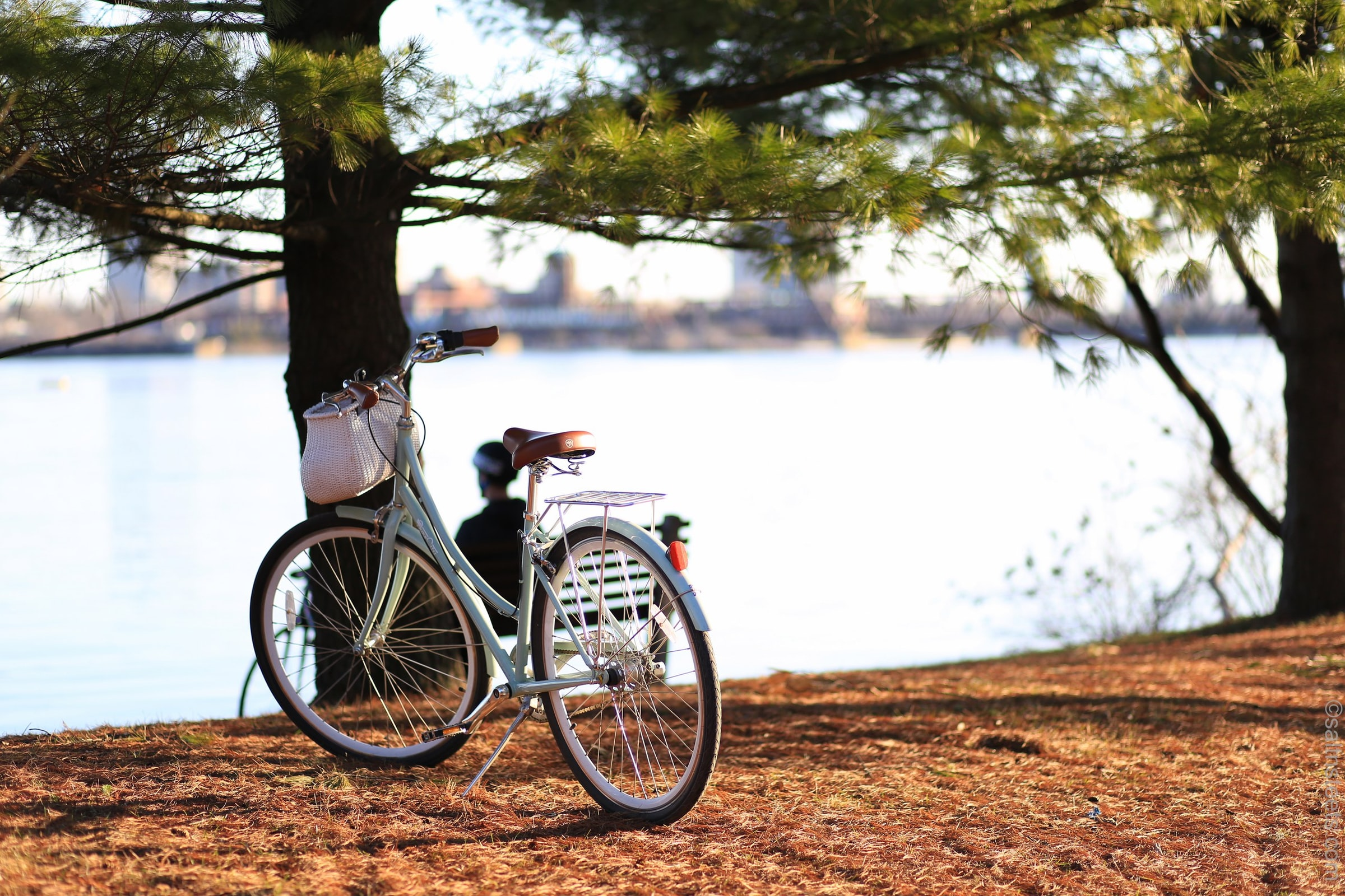 Een duurzame fietstocht in Ottawa, Canada