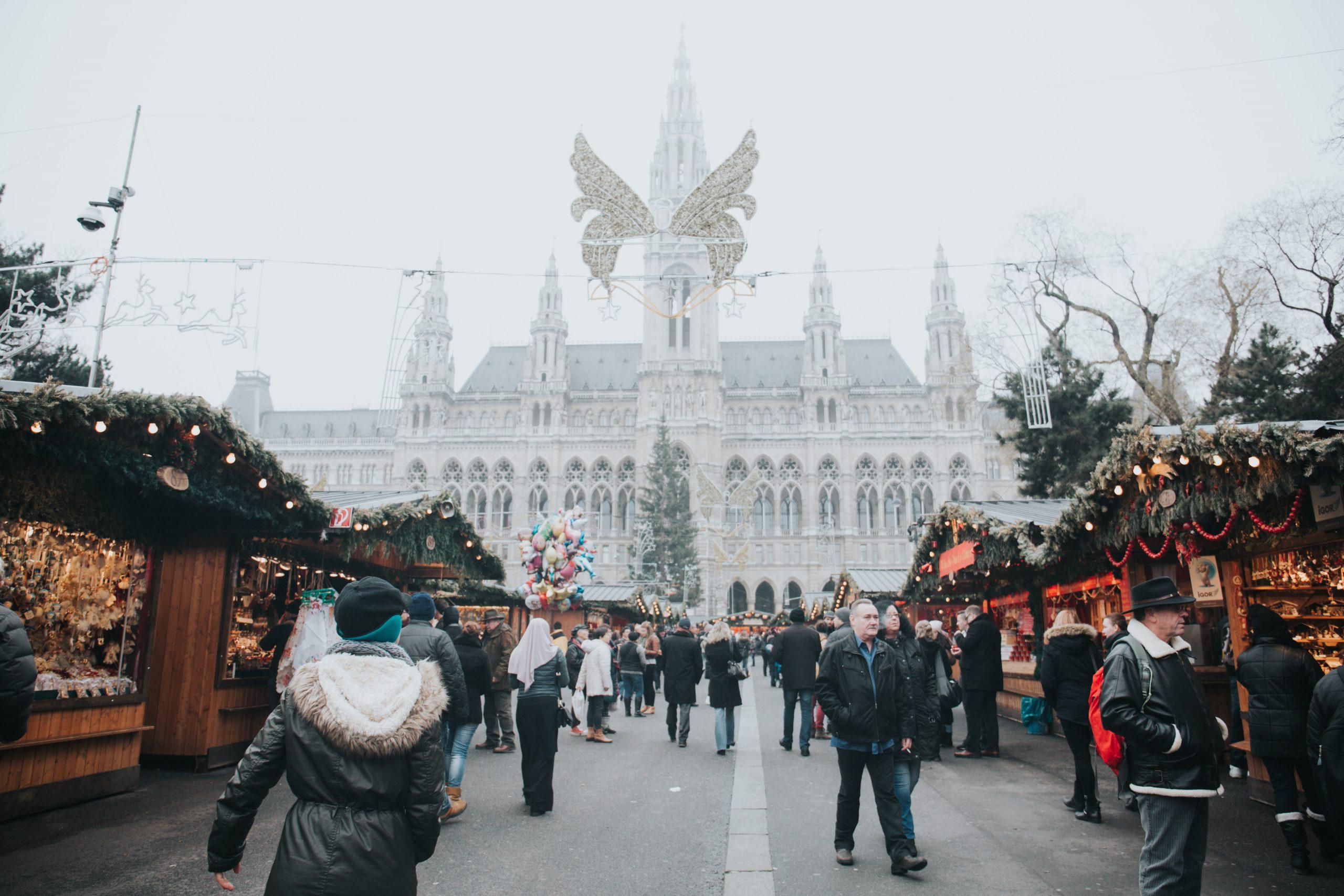 Kerst shoppen in Wenen
