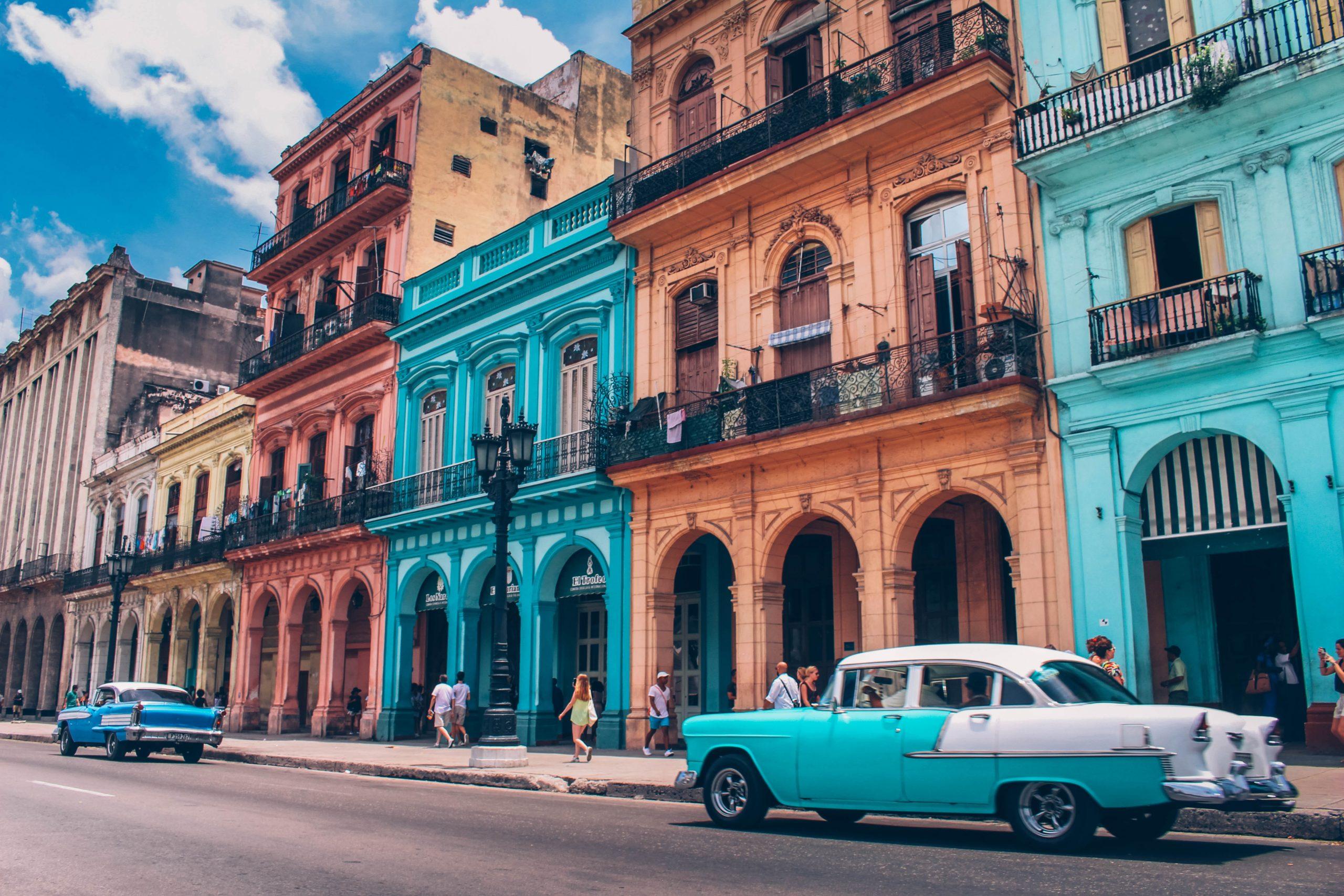 Kleurrijke rondreis door Cuba
