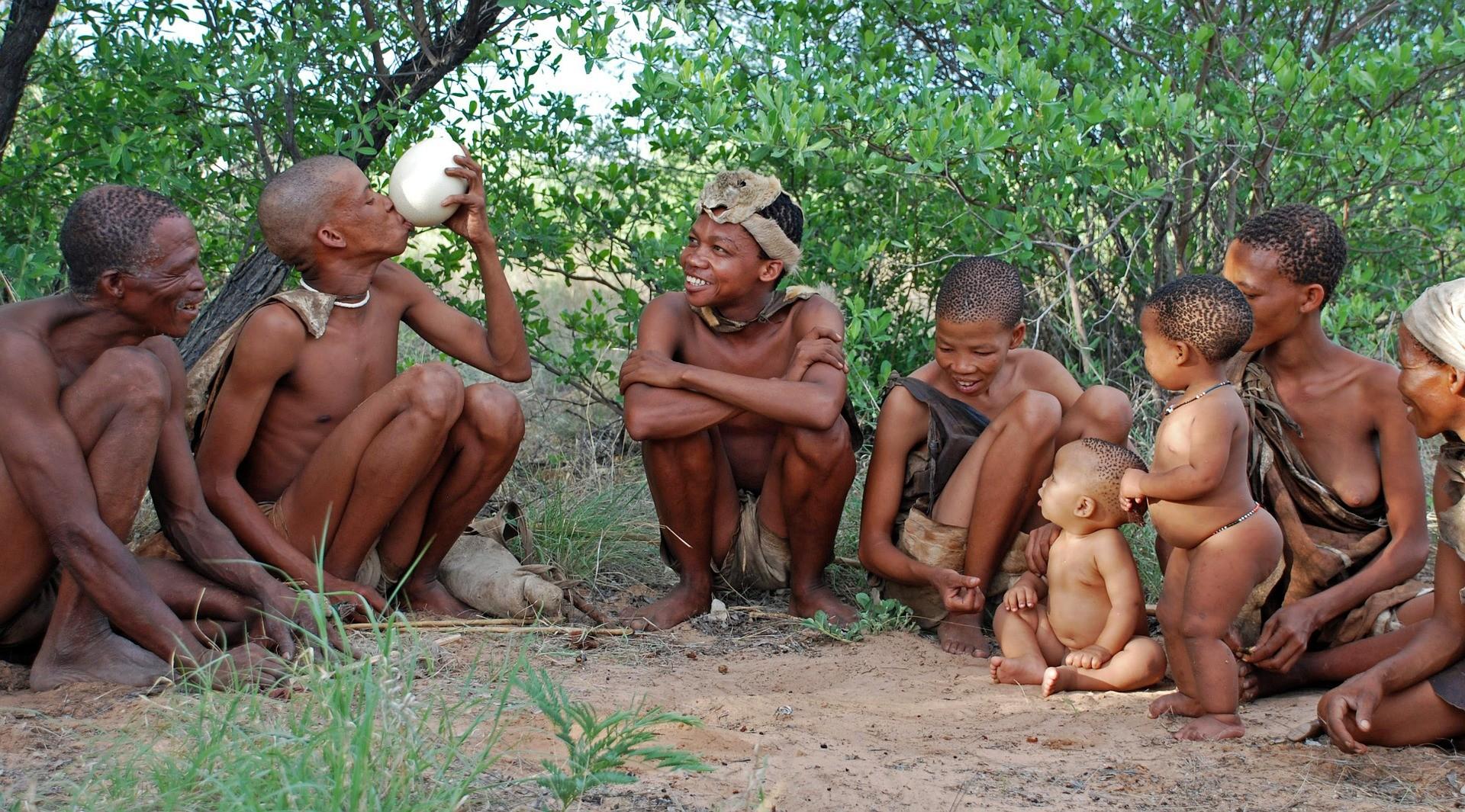 Botswana, het land van de Bosjesmannen