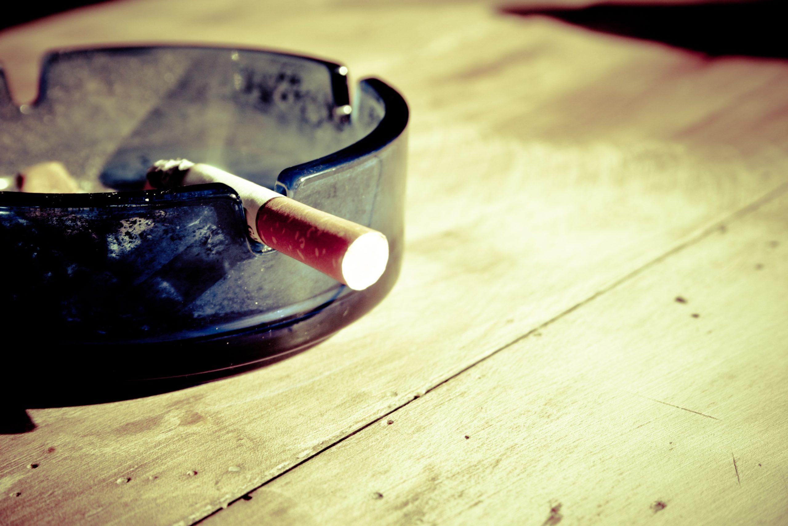 Douane en hoeveelheid tabak / sigaretten
