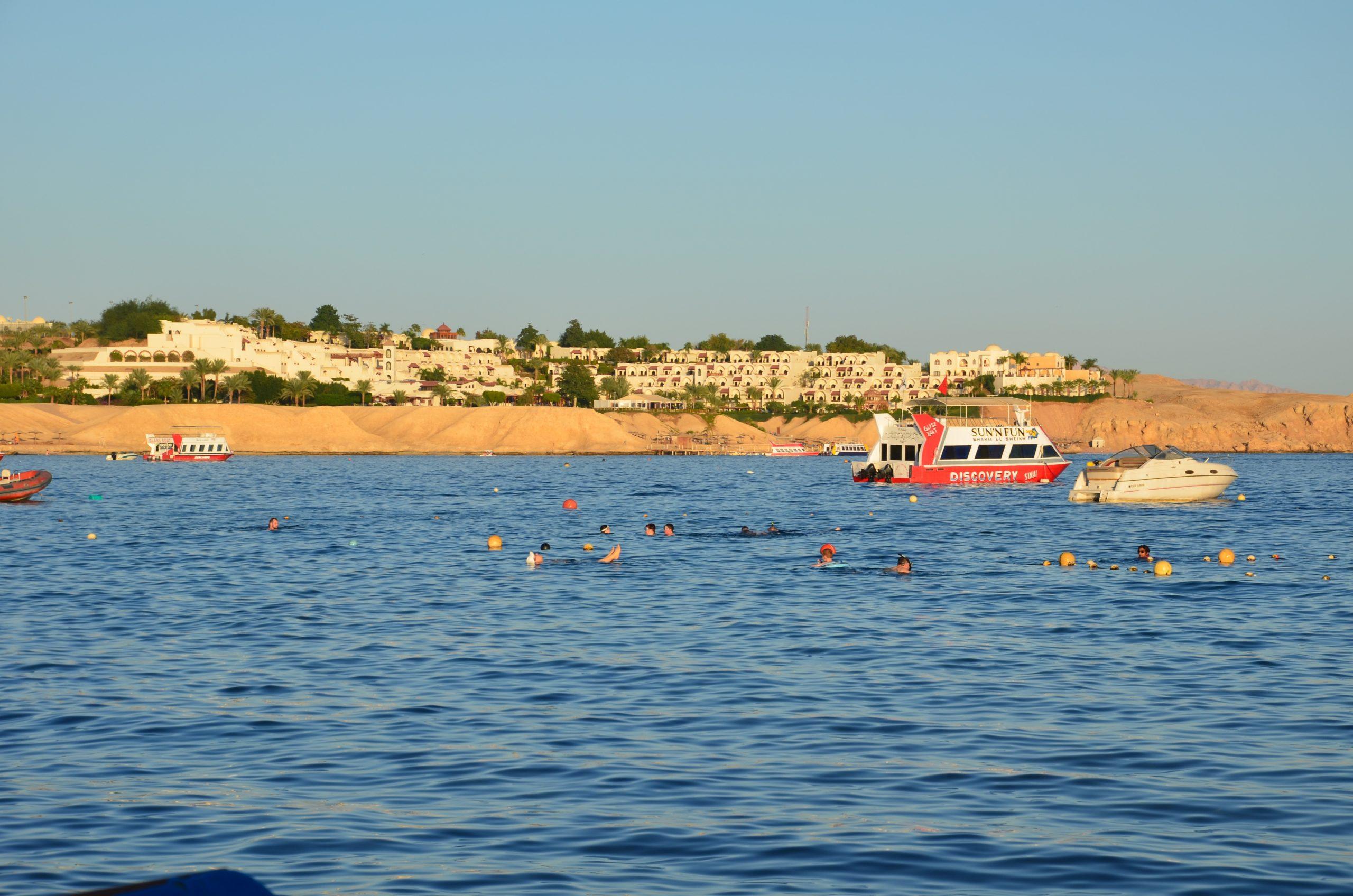 Sharm el-Sheikh, Egypte