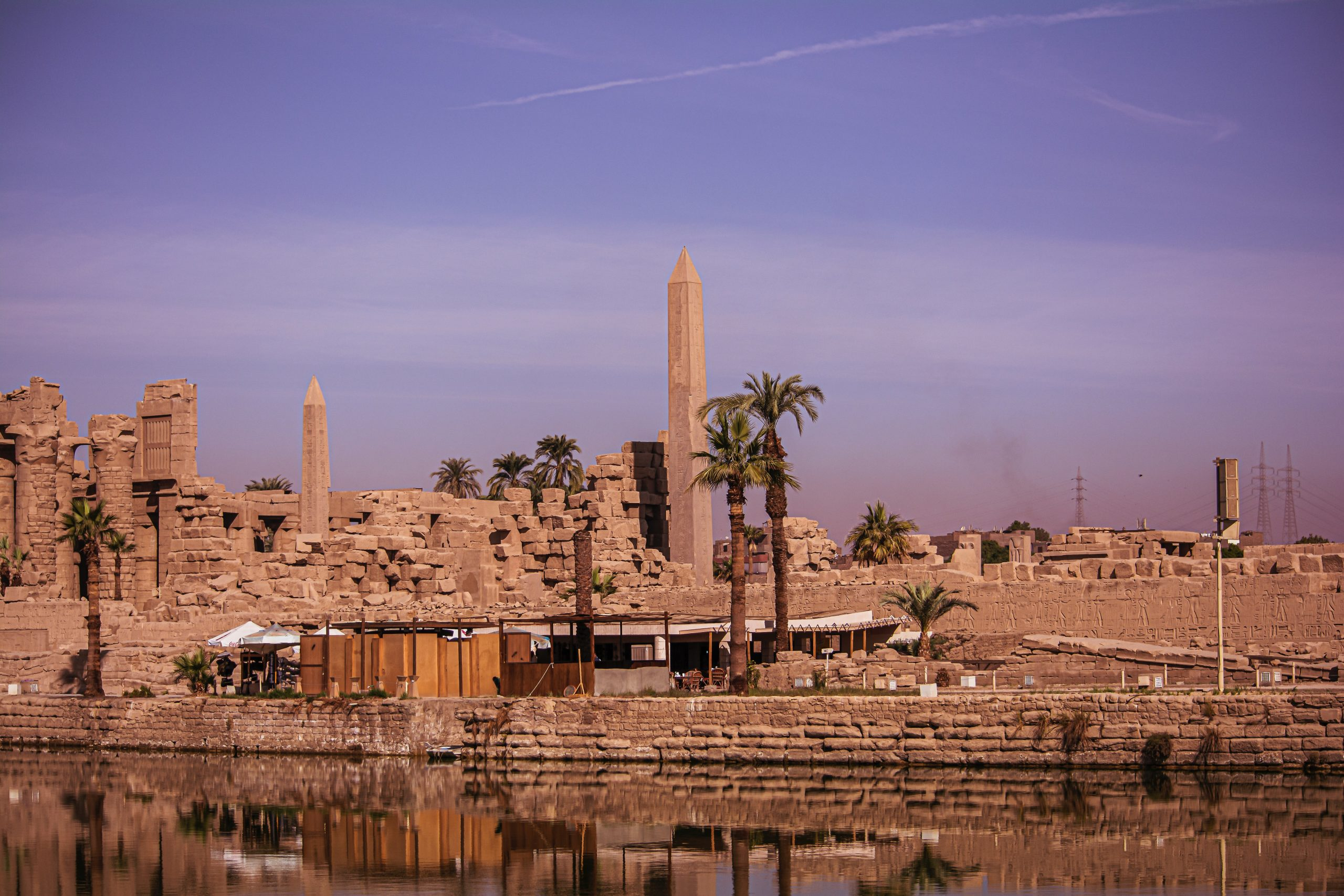 Dal der Koningen in Luxor, Egypte