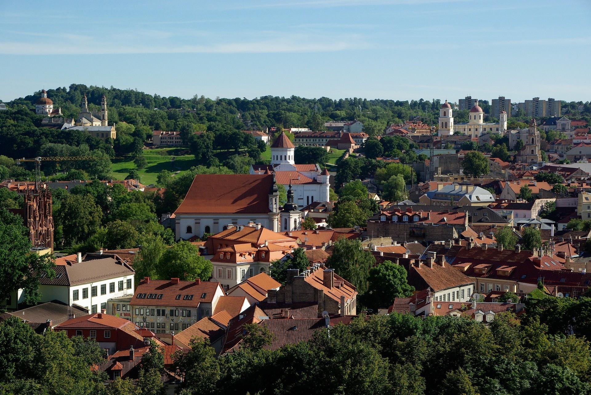 Litouwen, Oost-Europa