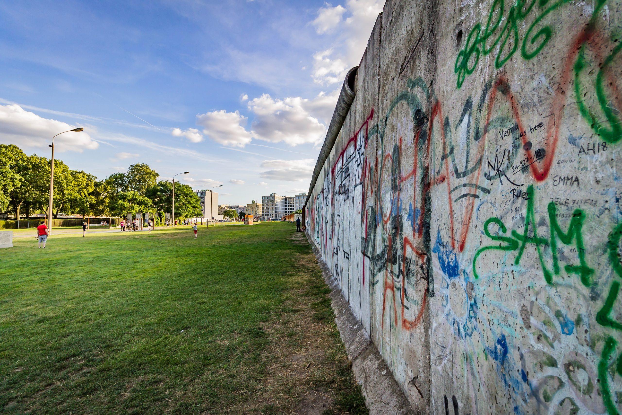 Berlijnse Muur - Stedentrips in Europa