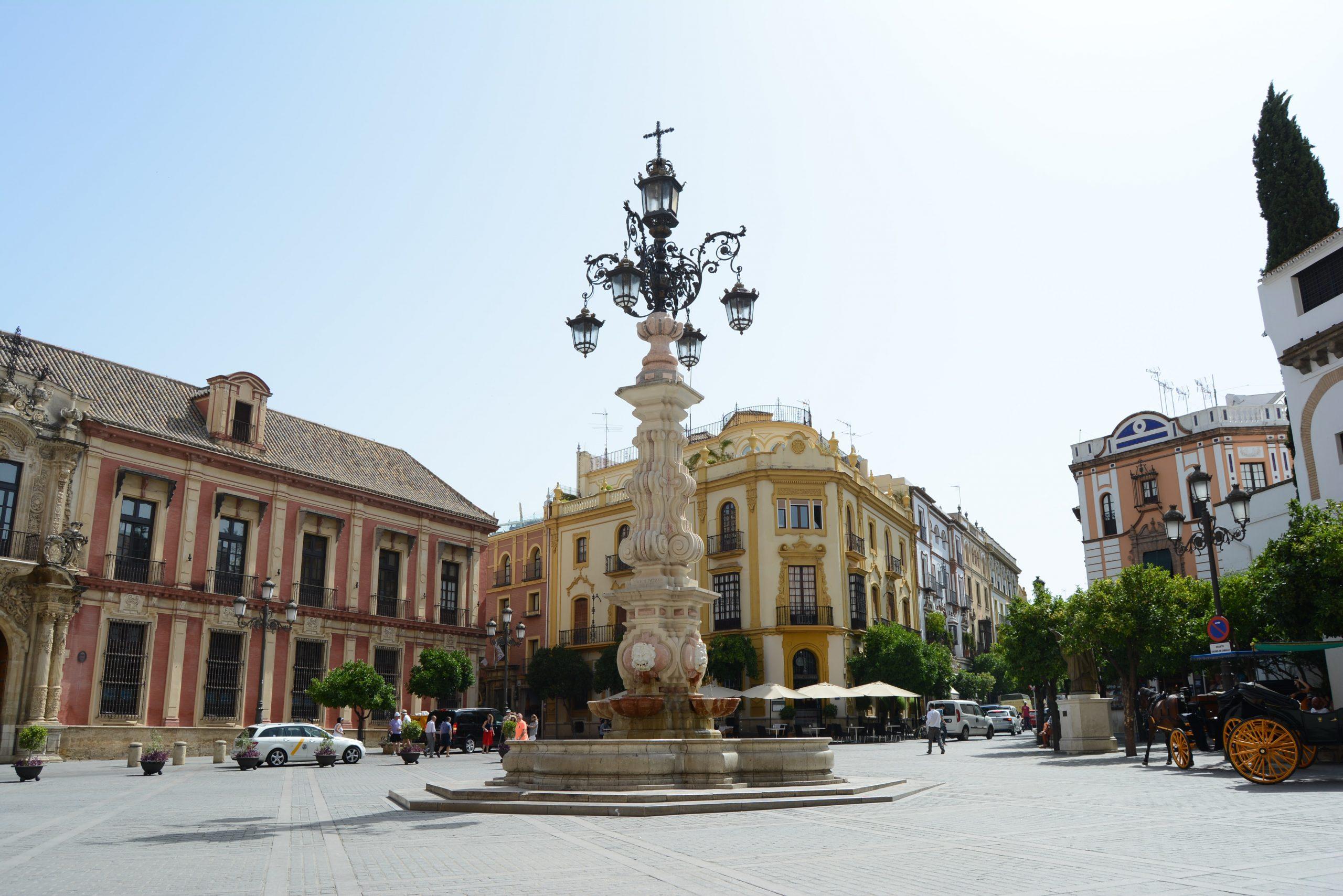 Sevilla, een steeds populairdere stedentrip bestemming
