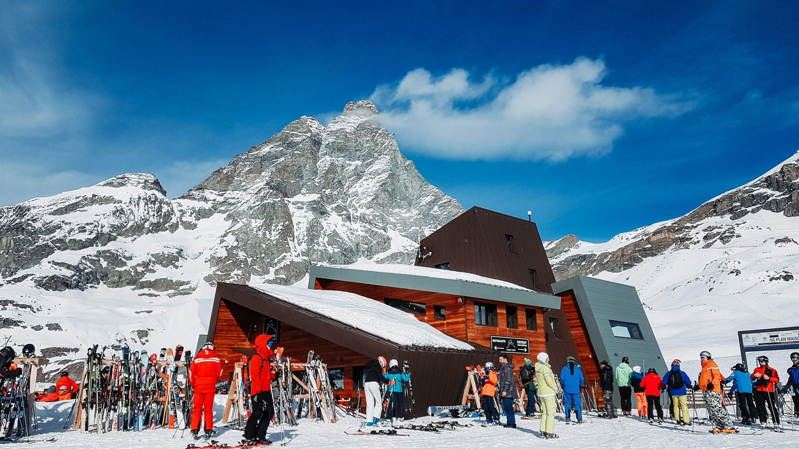 Aosta-dal, nabij Matterhorn