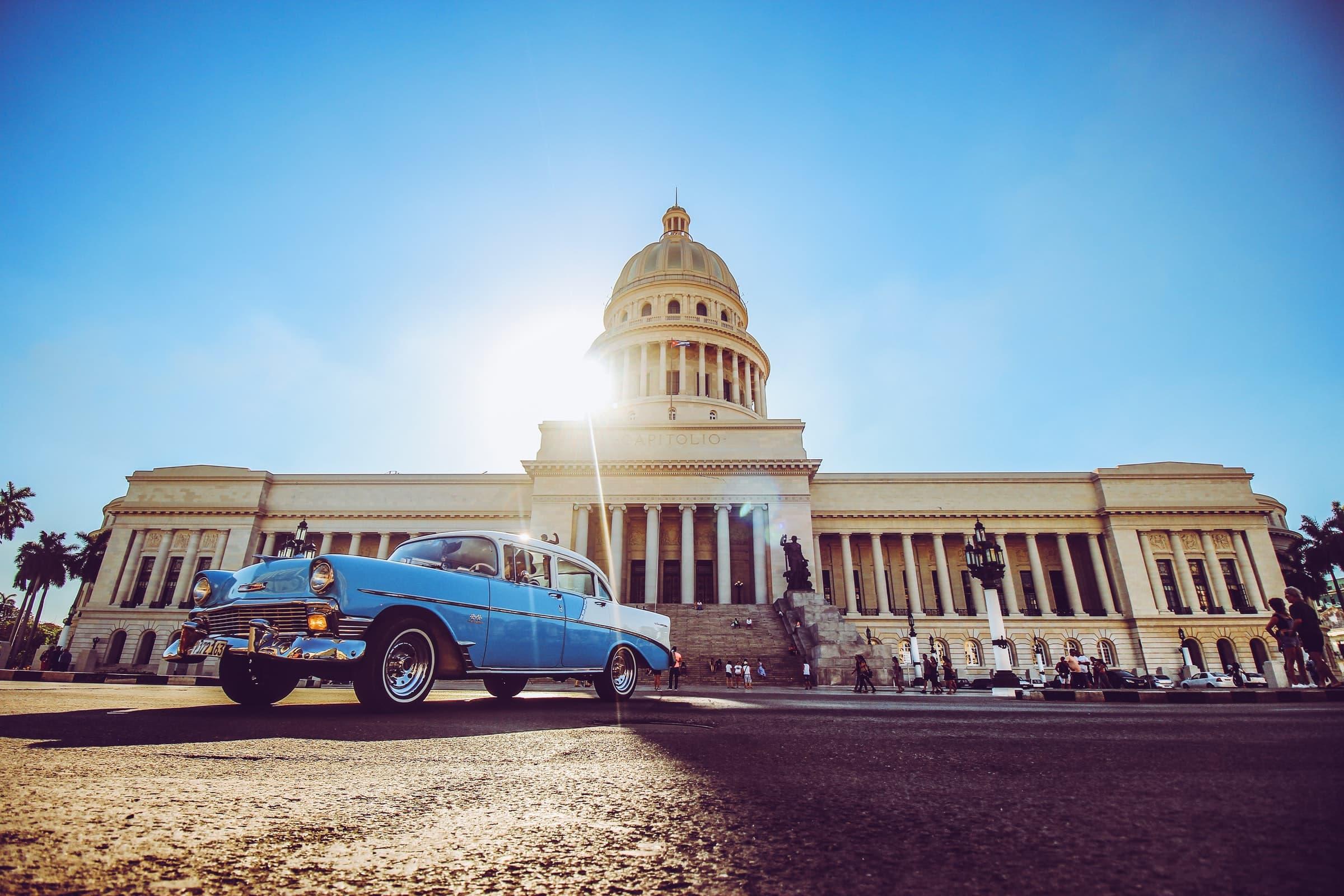 Museum van de Revolutie, een must see in Havana
