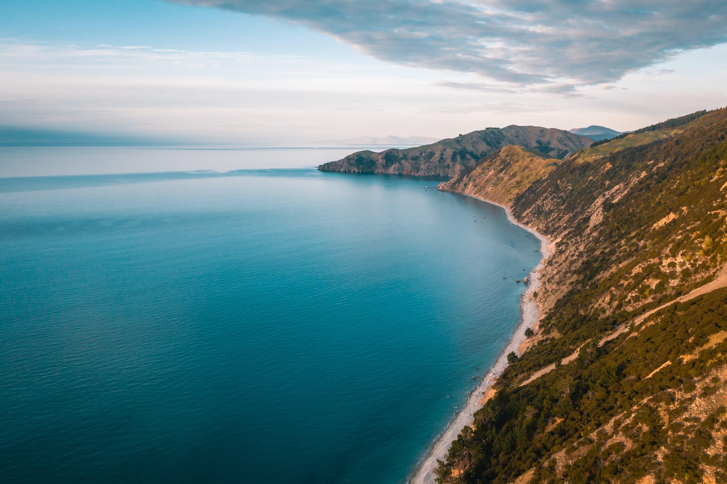 Cable Bay, Nelson, Nieuw-Zeeland