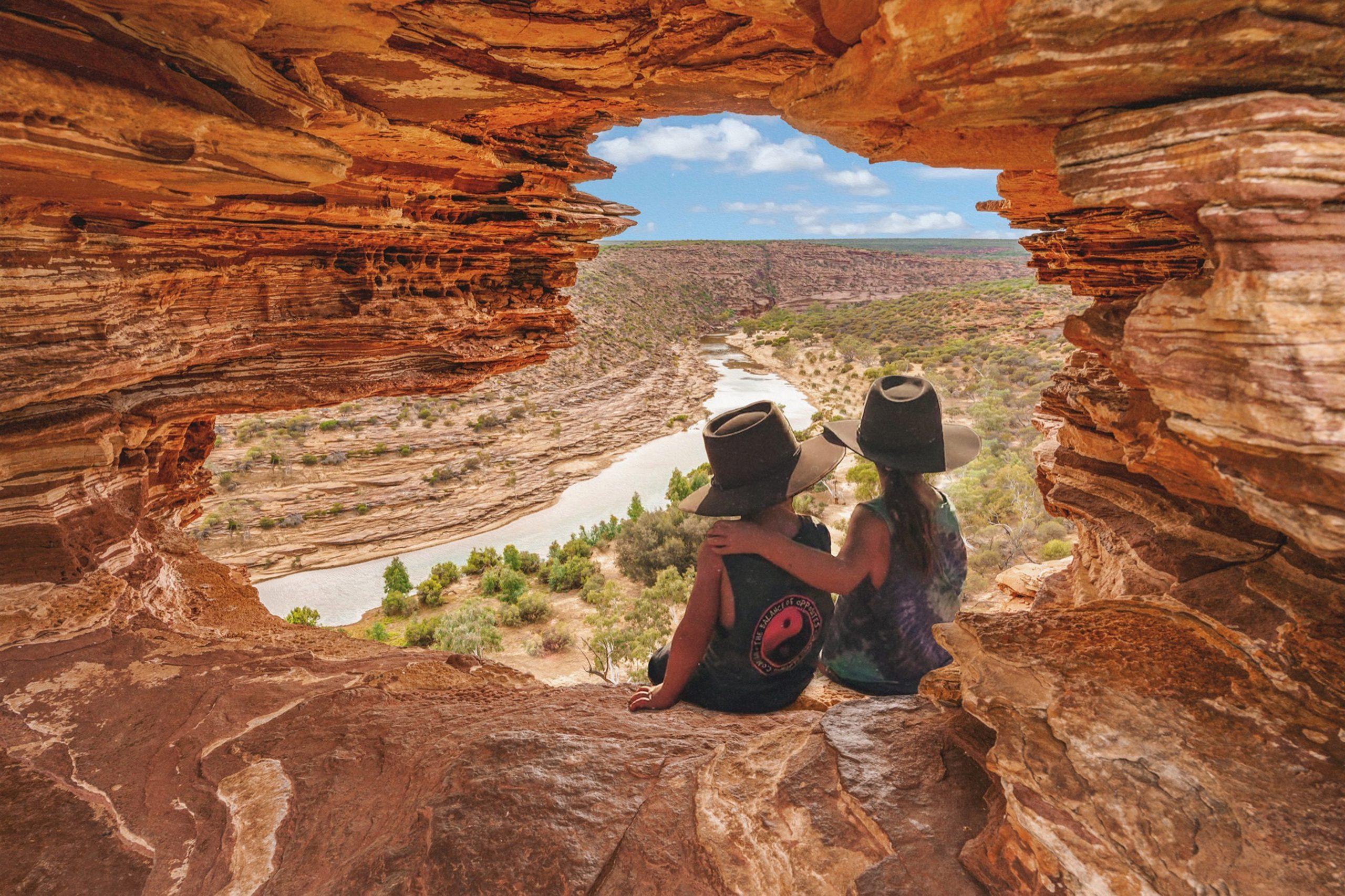 Kalbarri National Park, een pareltje in West-Australië
