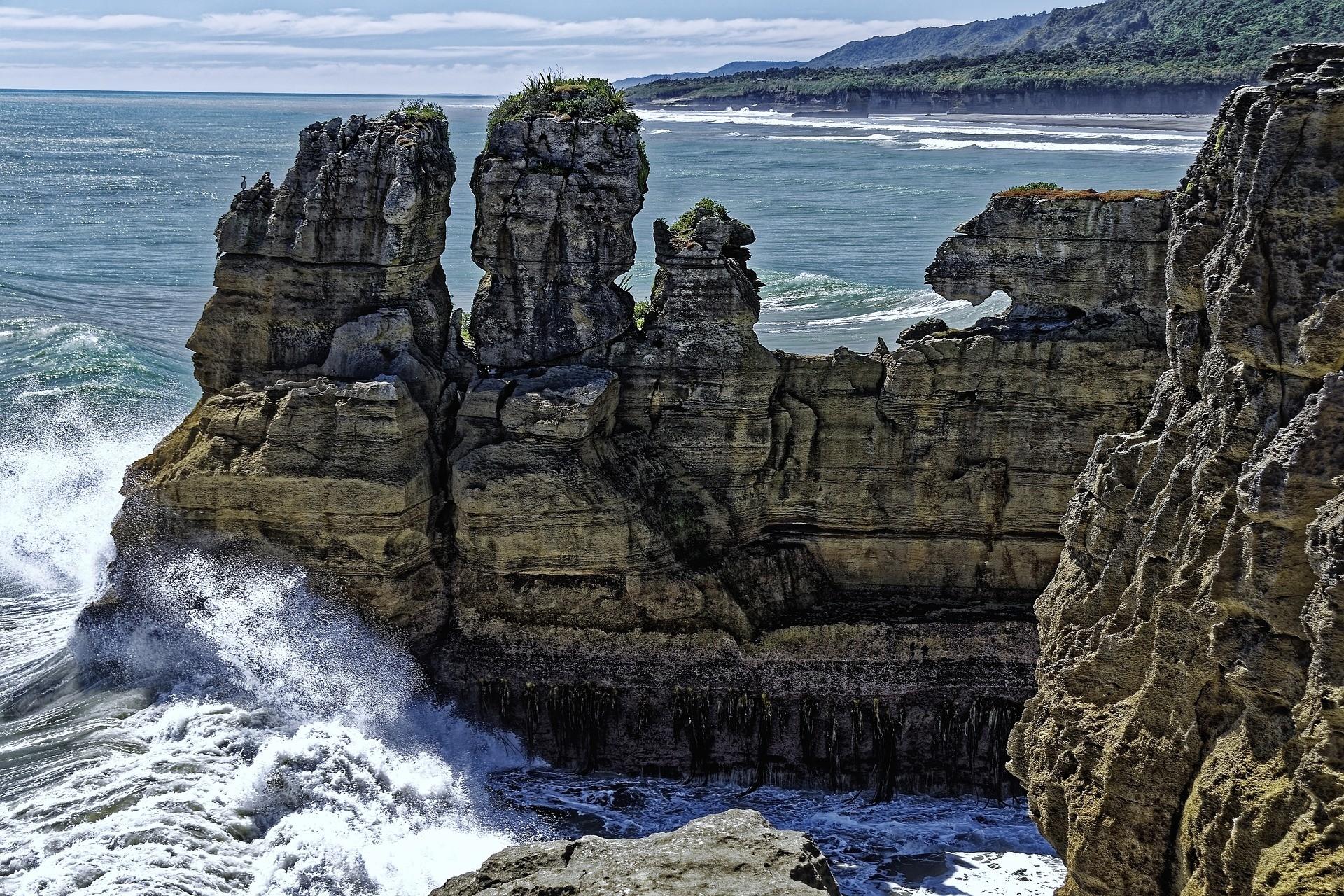 Paparoa Nationaal Park, Nieuw-Zeeland