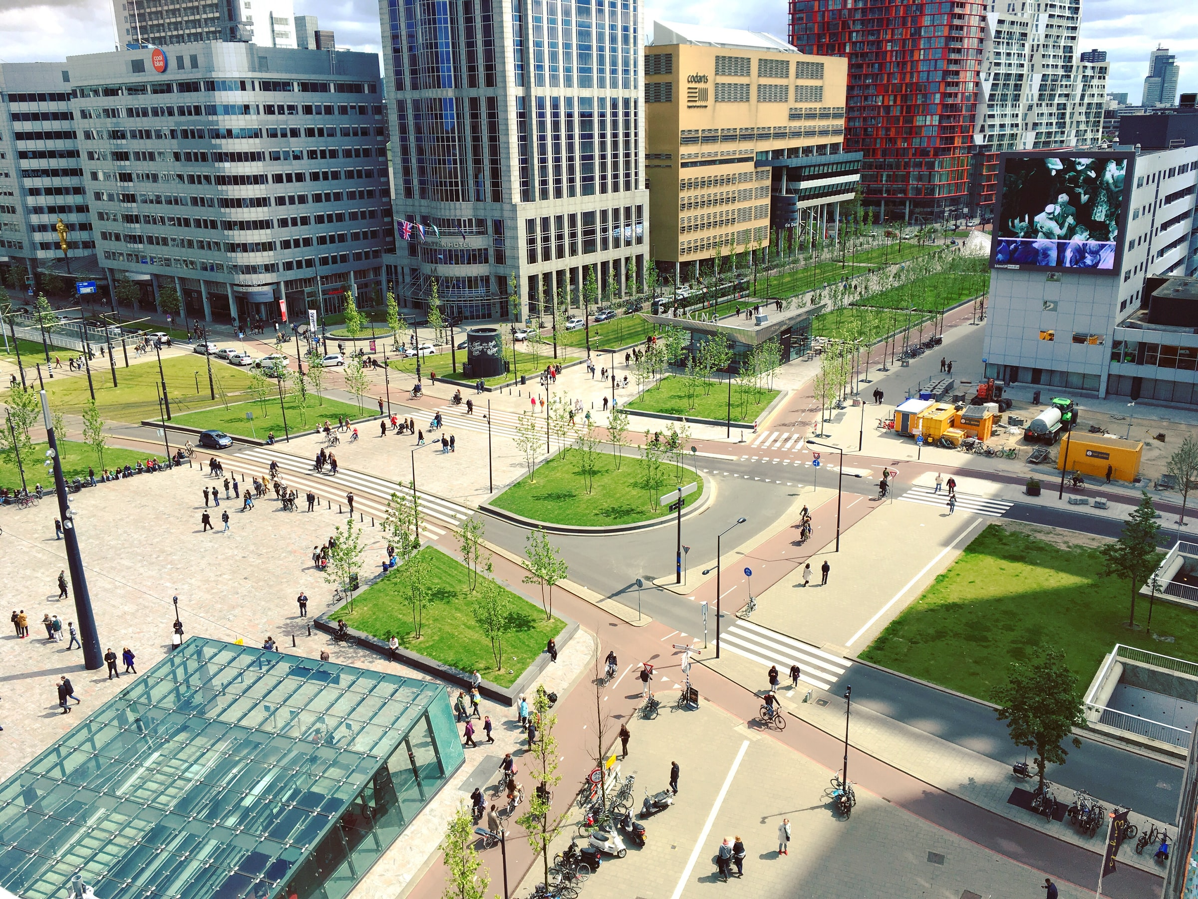 Rotterdam, reistrends 2021