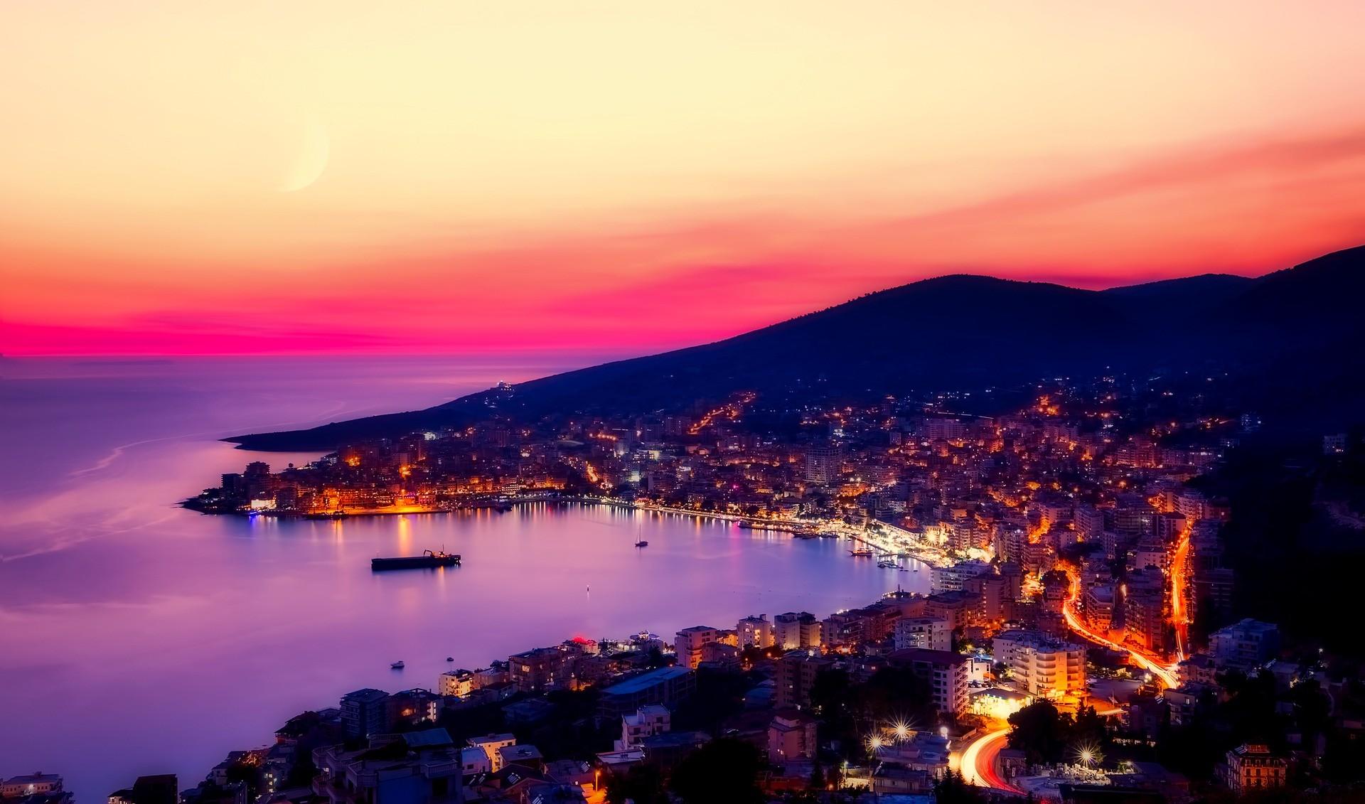 Sarande, Albanië