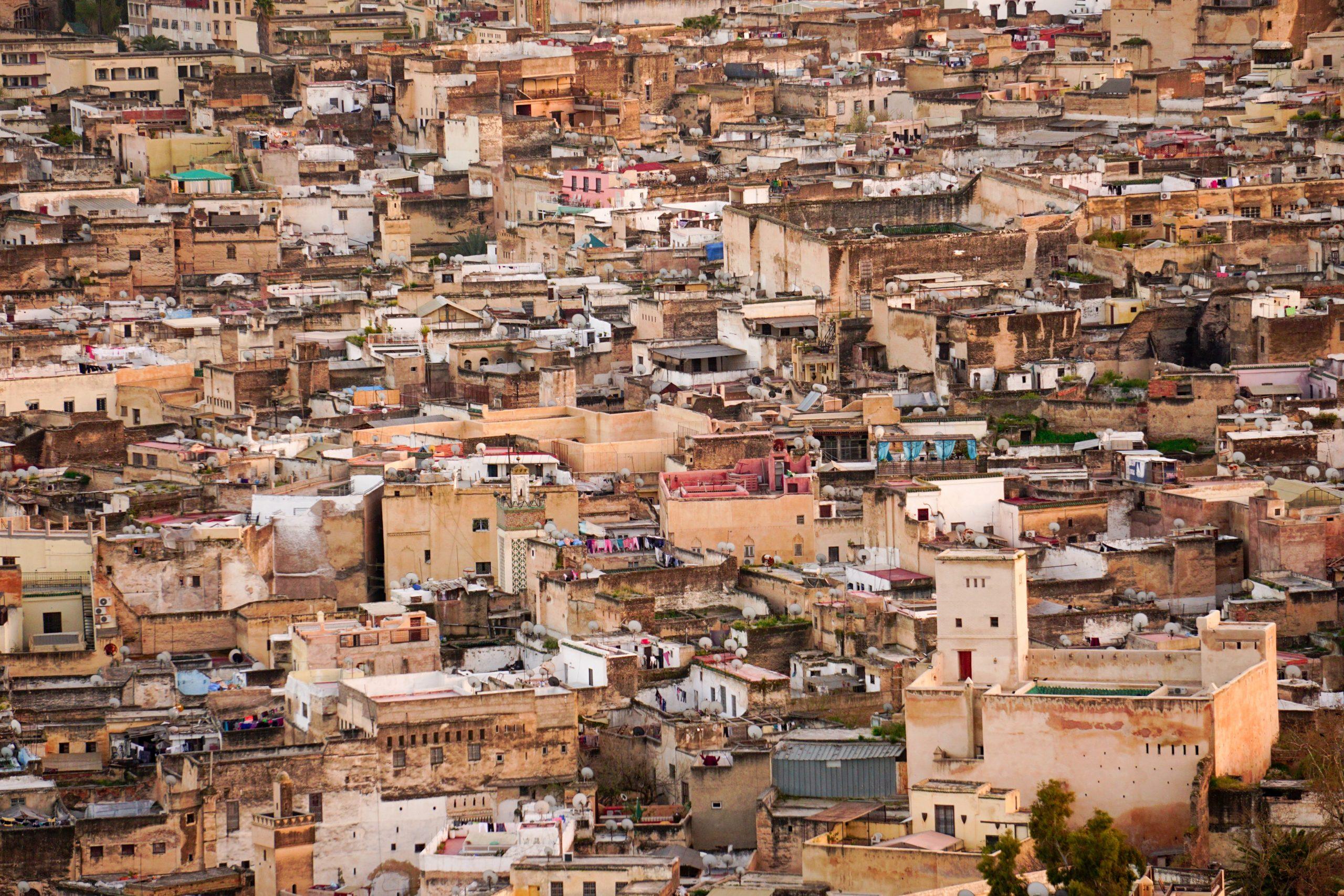 Fez in Marokko heeft de 2e plaats in de reistrends weten te behalen