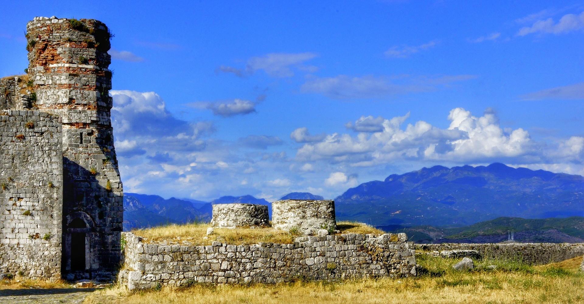 Shkodra, een must see in Albanië