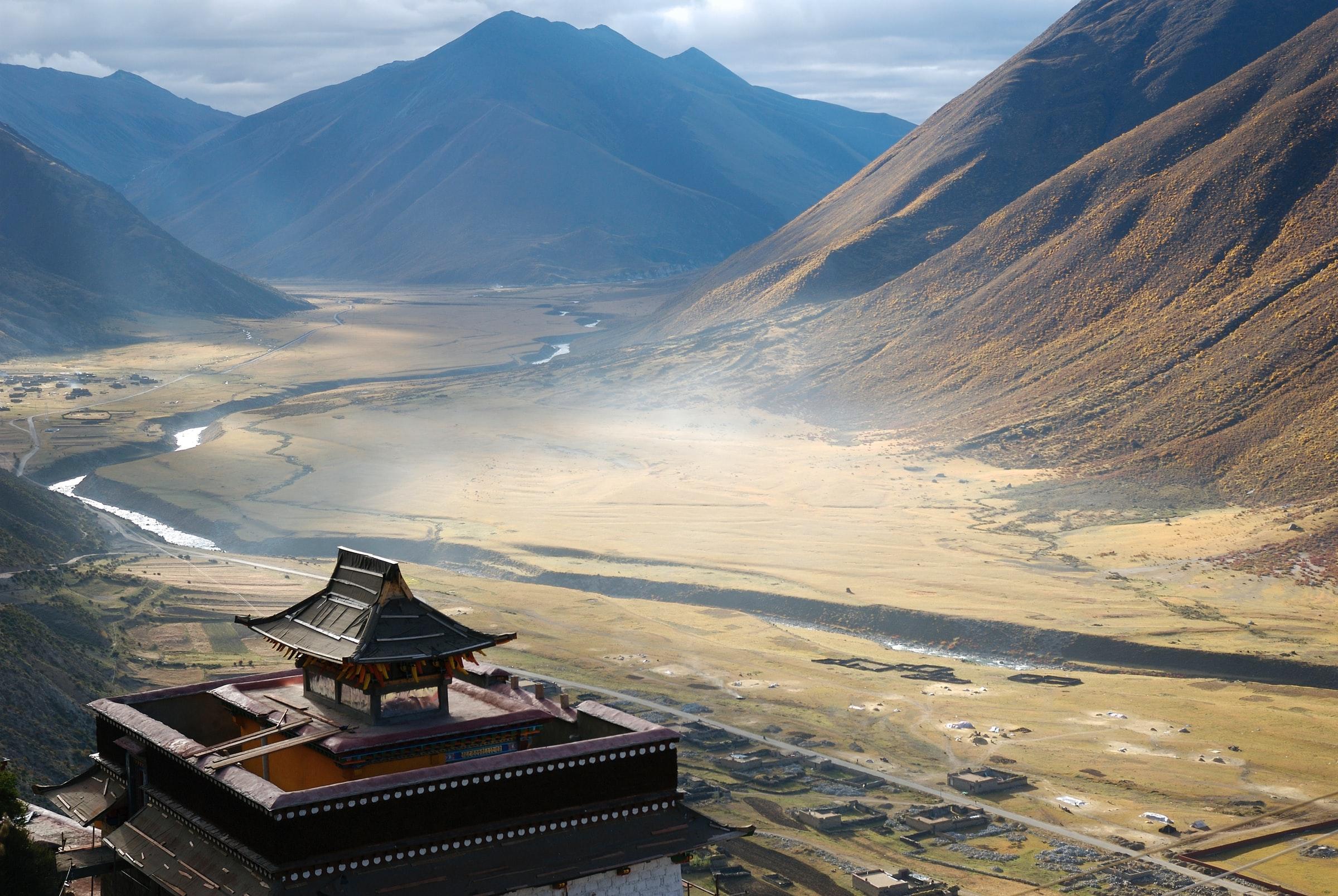 Tibet, Dalai Lama