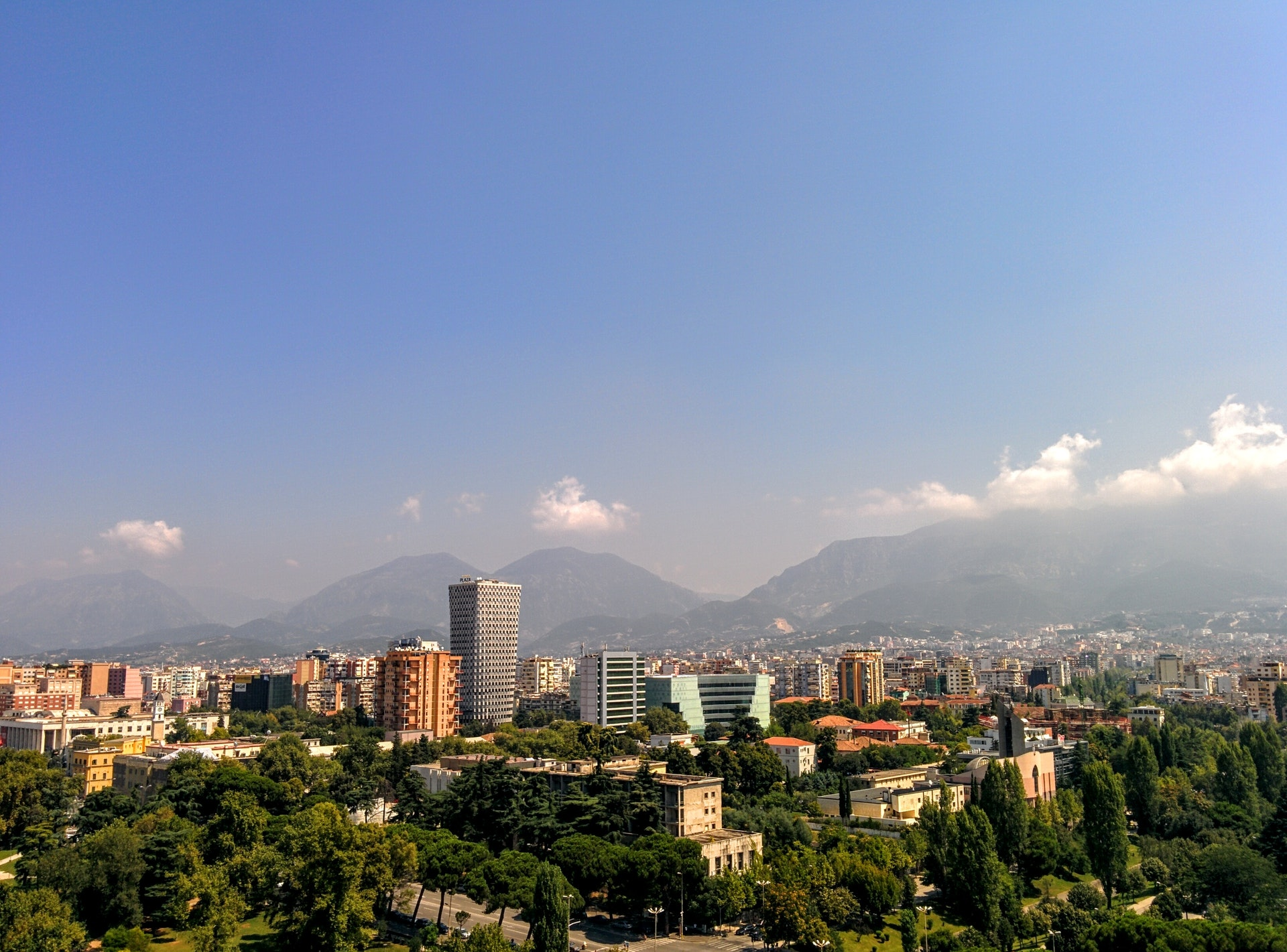 Must sees in Albanië - Tirana