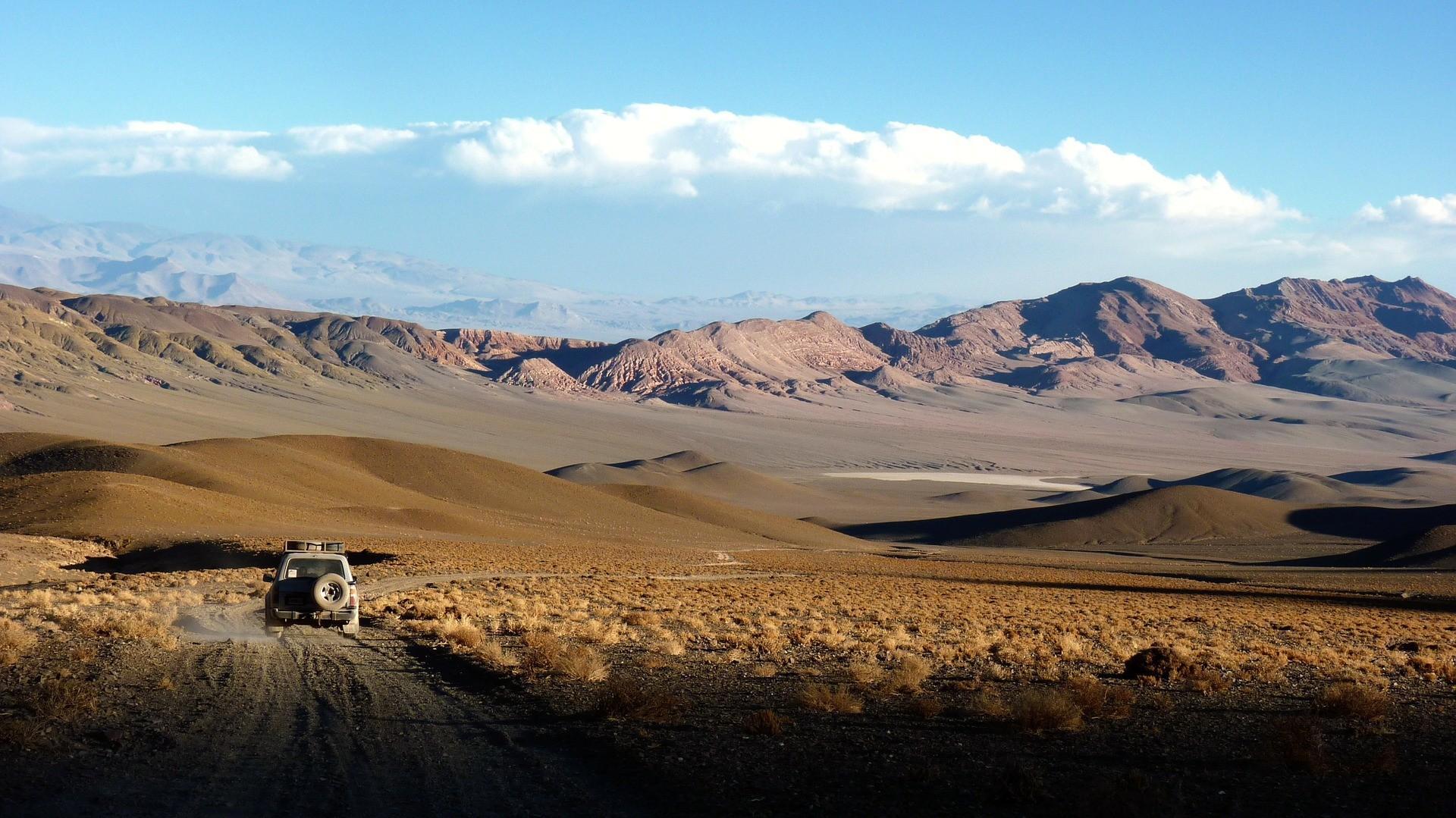 Atacama Woestijn, een must see in Zuid Amerika