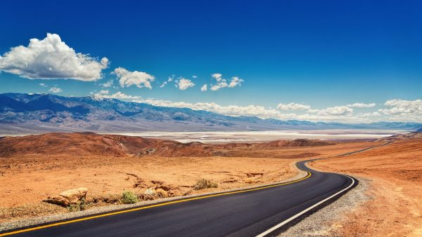 Death Valley National Park, Nationale Parken in de Verenigde Staten
