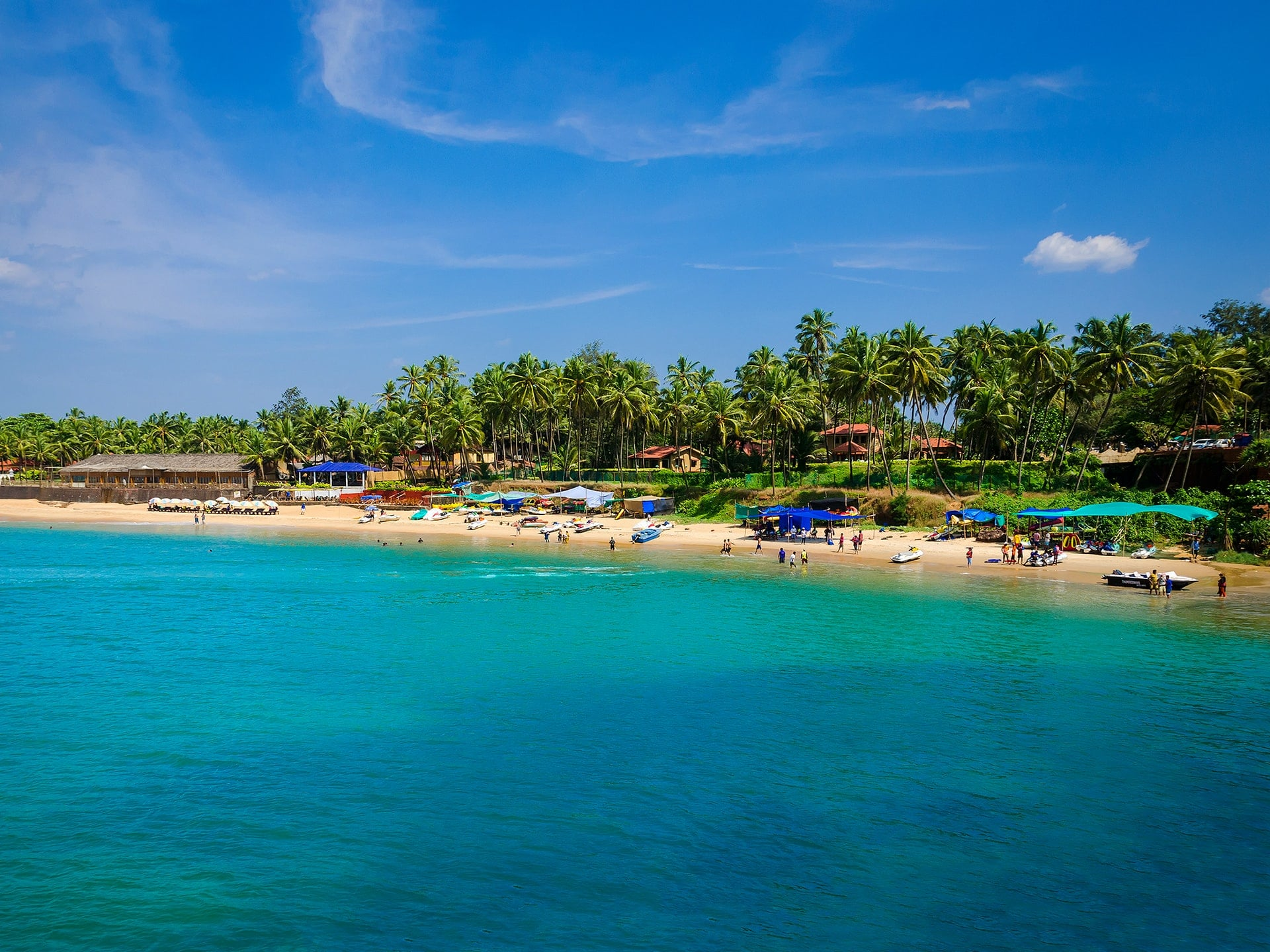 Goa, Must sees in India