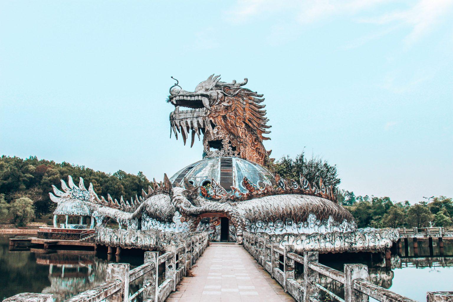 waterpark in Hue
