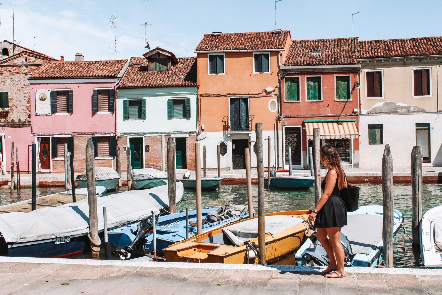 Heerlijk rondwandelen in Burano | Must sees Venetië