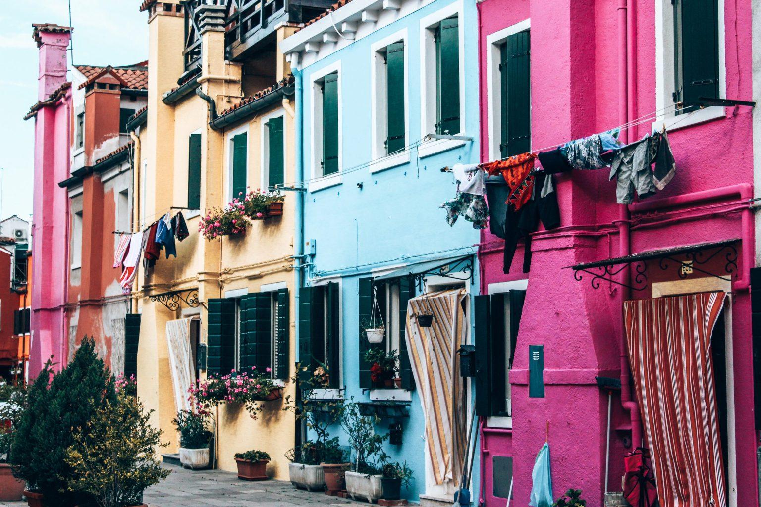 Alsof je door een schilderij loopt | Burano, Venetië