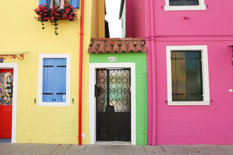 De vele kleuren van Burano | Must sees Venetië