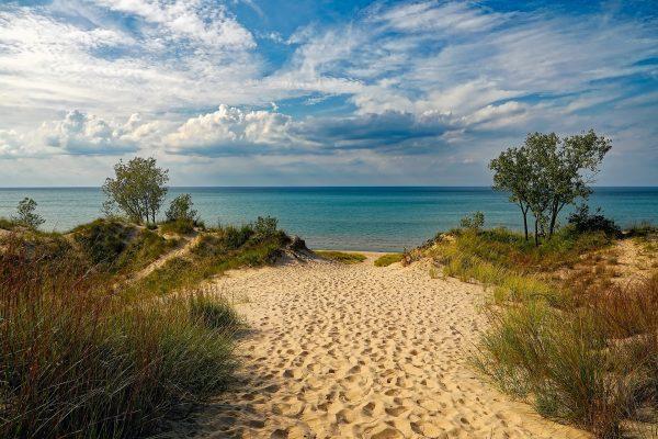 Indiana Dunes National Park, Nationale Parken in de Verenigde Staten