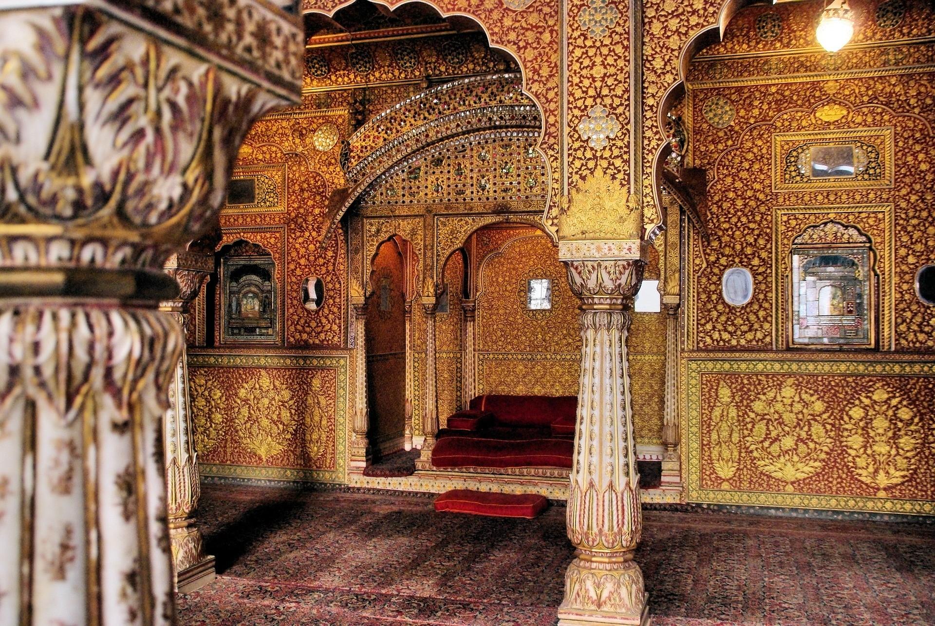 Jaisalmer, de gouden stad in India