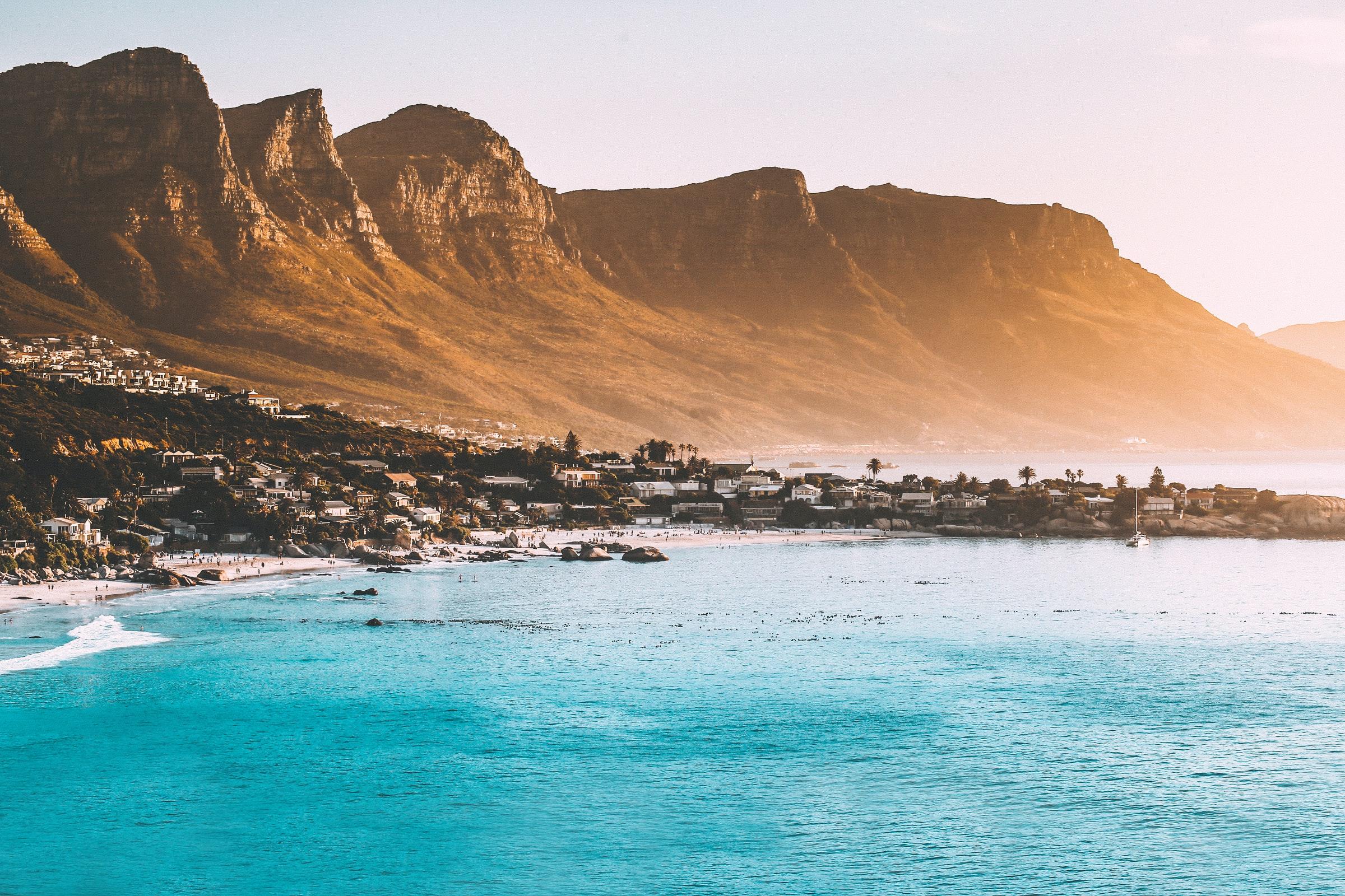 Kaapstad, Zuid-Afrika