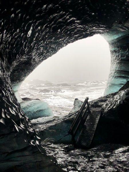 Katla, vulkanen in IJsland