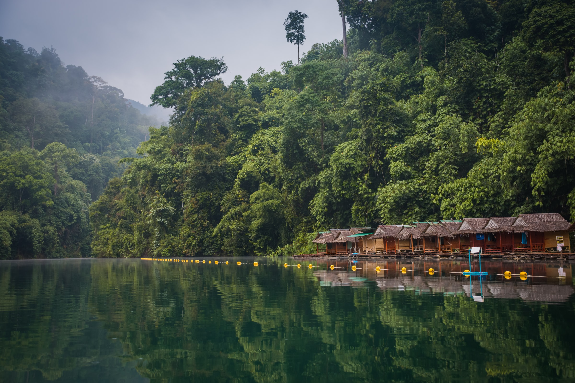 Khao Sok National Park - Must sees in Thailand